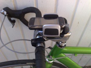 N97 mounted in CR-37 on stem